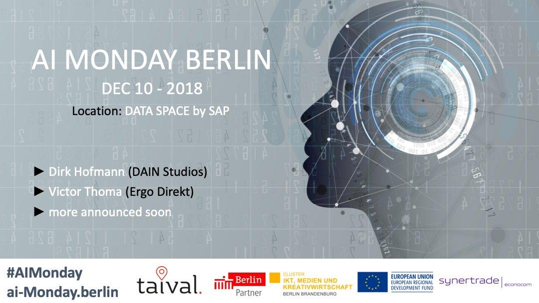 AI Monday in Berlin